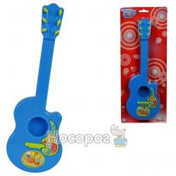 """Музыкальный инструмент """"Гитара. Веселые ноты"""", 41 см, 3+"""