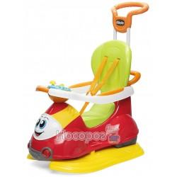 """Іграшка для катання """"Машина 4 в 1"""", колір червоний"""