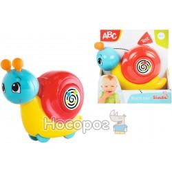 """Іграшка """"Веселий равлик"""", 13 см, 12 міс.+"""