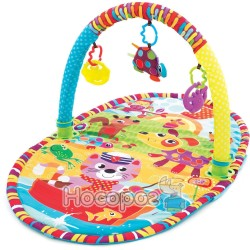 """Развивающий коврик Playgro """"Игры в парке"""" 0184213"""