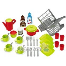 Набор посуды Chef-Cook Ecoiffier
