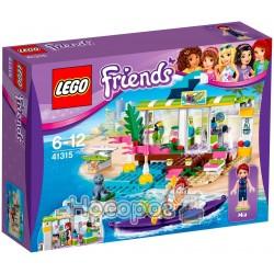 """Конструктор LEGO """"Магазин для серферов в Хартлейку"""" 41315"""