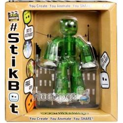 Фигурка для анимационного творчества STIKBOT S1 (зеленый)
