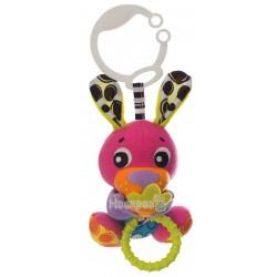 """Дрожащая игрушка-подвеска """"Кролик"""" (от 0 мес.) 0185472"""
