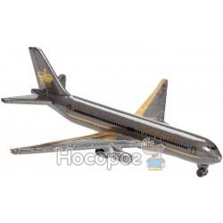 """Літак металевий Majorette """"Фантастичний політ"""", 13 см, 8 видів, 3+"""