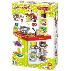 Игрушечный набор Ecoiffier Продуктовый супермаркет Chef 1784