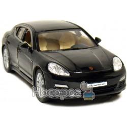 Автомодель - PORCHE PANAMERA GTS (асорті чорний, червоний, 1:26, світло, звук, інерц.)