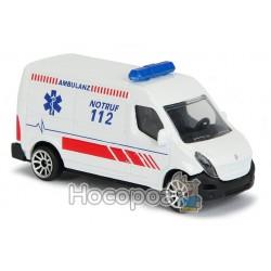 """Машина Majorette """"Служба порятунку"""", 7,5 см, 6 видів, 3+"""