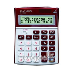 Калькулятор DAYMON DC-800 (Настольный)