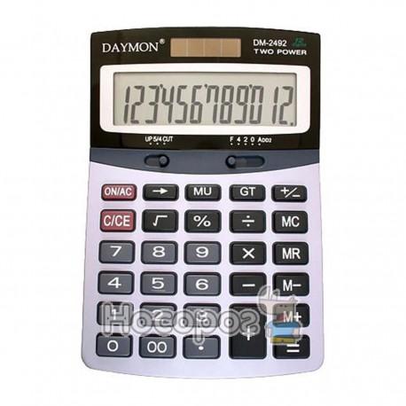 Калькулятор DAYMON DM-2492