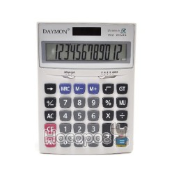 Калькулятор DAYMON DM-2505-W (Настольный)