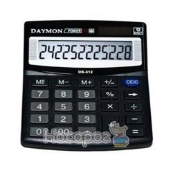 Калькулятор DAYMON DS-312