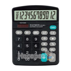 Калькулятор DAYMON DS-887S