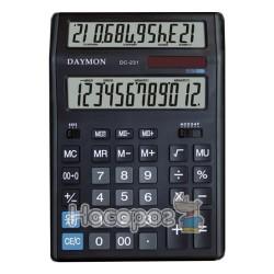 Калькулятор DAYMON DС-231М
