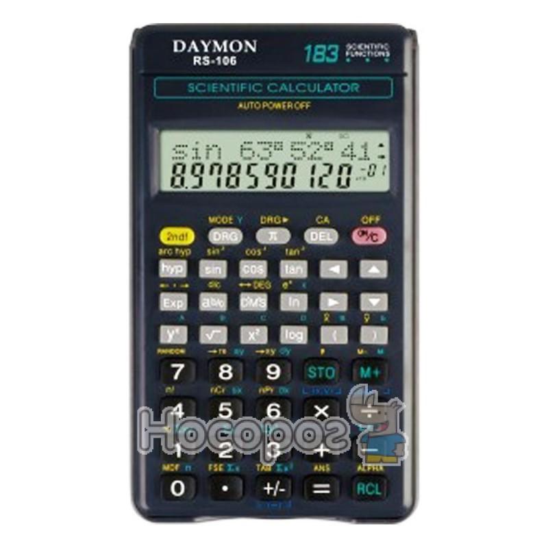 Фото Калькулятор DAYMON RS-106