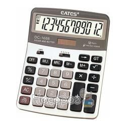 Калькулятор EATES DC-1688 (2 питания)