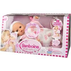 Лялька, що розмовляє, BAMBOLINA - ФЛОРА (озвуч. укр. мовою, 40 см, з аксесуарами)