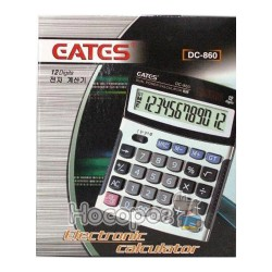 Калькулятор EATES DC-860