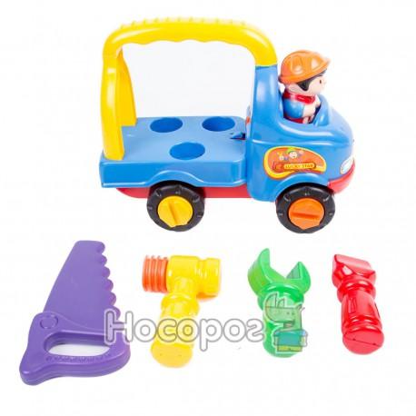 Конструктор дитячий 8856 Машинка з інструментами, 26-10 см (48)