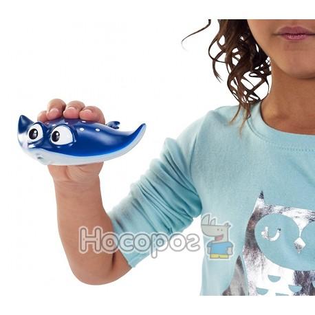 """Фото Игрушка-бризкунчик для ванной Bandai """"В ПОИСКАХ ДОРИ"""" - МИСТЕР СКАТ 36572"""