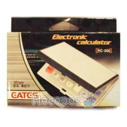 Калькулятор EATES RC-200 (Раскладной)
