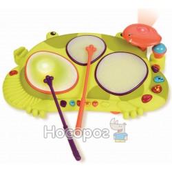 Музыкальная игрушка Battat - КВАКВАФОН BX1389Z