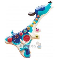 Музична іграшка - ПЕС-ГІТАРИСТ (звук)