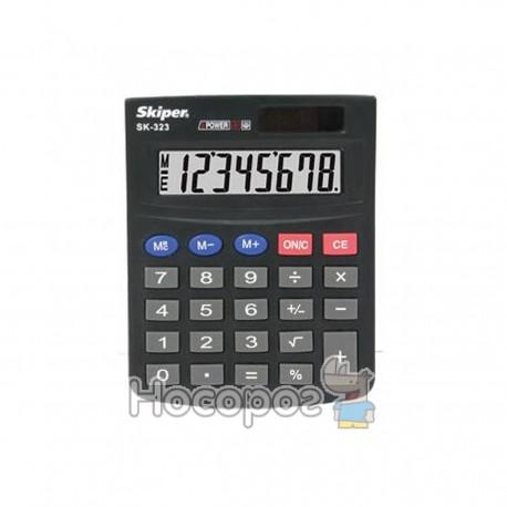 Калькулятор SK-323