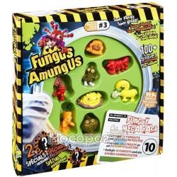 Набор фигурок - секретная лаборатория FUNGUS AMUNGUS S3