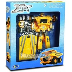Робот-трансформер X-bot - САМОСВАЛ