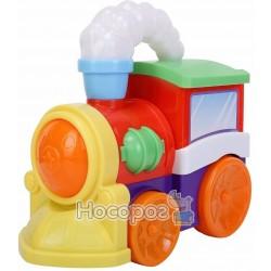 Развивающая игрушка - МУЗЫКАЛЬНЫЙ ПАРОВОЗ [52357]