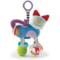 Развивающая игрушка-подвеска Taf Toys - СООБРАЗЫТЕЛЬНЫЙ КОТИК