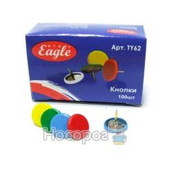 Кнопки-гвоздики EcoEagle TY162
