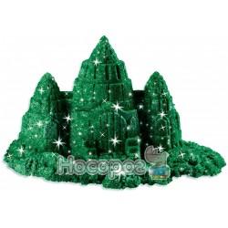 Песок для детского творчества Spin Master KINETIC SAND METALLIC зеленый