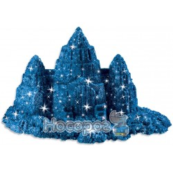 Песок для детского творчества Spin Master KINETIC SAND METALLIC синий