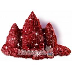 Песок для детского творчества Spin Master KINETIC SAND METALLIC красный