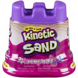 Песок для детского творчества Spin Master KINETIC SAND Мини Крепость розовый