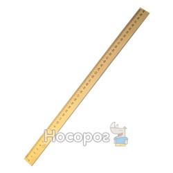 Лінійка дерев'яна 40 см