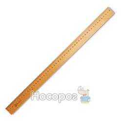 Лінійка дерев'яна 50 см