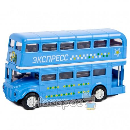 Автобус металевий В 785703 R металевий