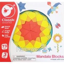 Мандала Блоки 3727