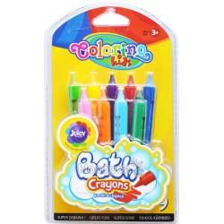 Мел для ванны Colorino 9 цветов 38973PTR