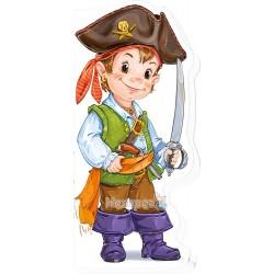 """Мальчикам и девочкам - Пираты, рыцари, ковбои """"Ранок"""" (укр.)"""