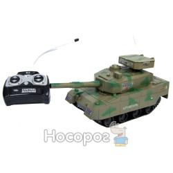 Танк на радіоуправлінні Т177-D949 Осадный танк 68 (вперед, назад, наліво, направо, вогонь)