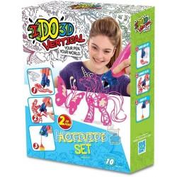 Набір для дитячої творчості з 3D-маркером - КАЗКА