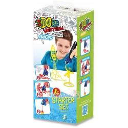 Набір для дитячої творчості з 3D-маркером - КОСМОС