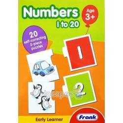 "Пазл Frank ""Числа"" 10304"