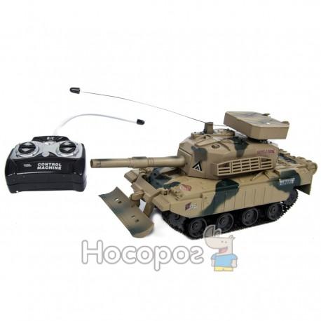 Радіокерований танк
