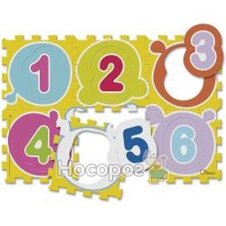 "Коврик-мозаика Chicco ""Числа"""