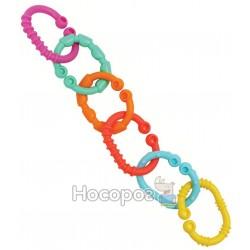 Разноцветные кольца-прорезыватели Playgro